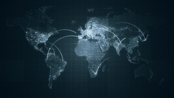 Verbonden met de wereld