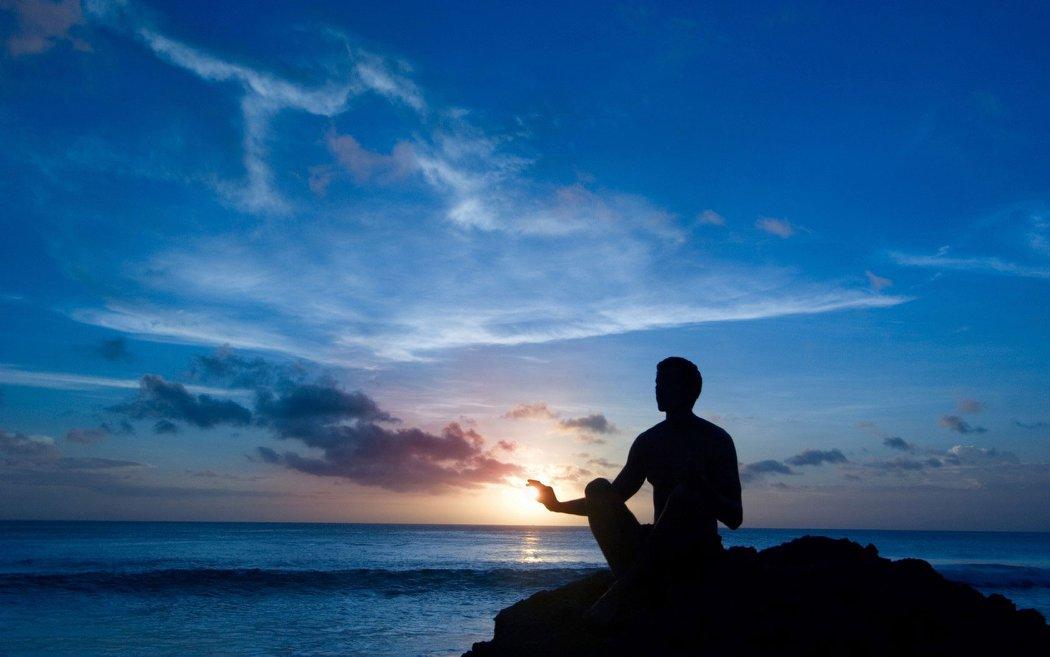 Eigen liefde meditatie