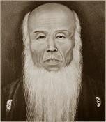 佐藤泰然の肖像画
