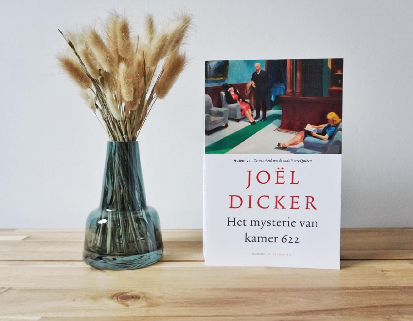 Het mysterie van kamer 622 | Joël Dicker