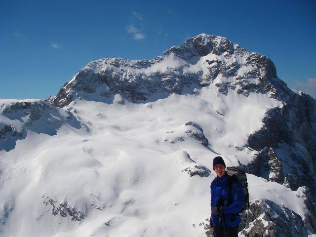 Der Triglav (2864m) der König der Julischen Alpen
