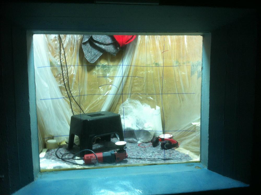 Aquariumglas polieren