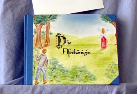 Die Elfenkönigin - ein isländisches Märchen neu illustriert