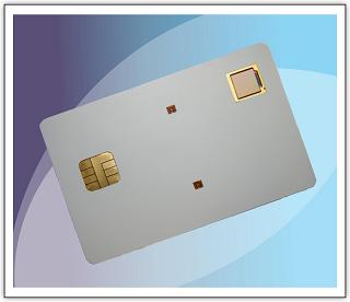 指紋認証カード