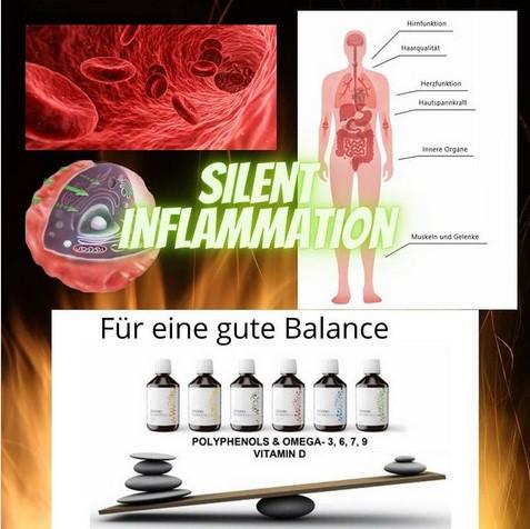 Silent Inflammation- die stille Entzündung