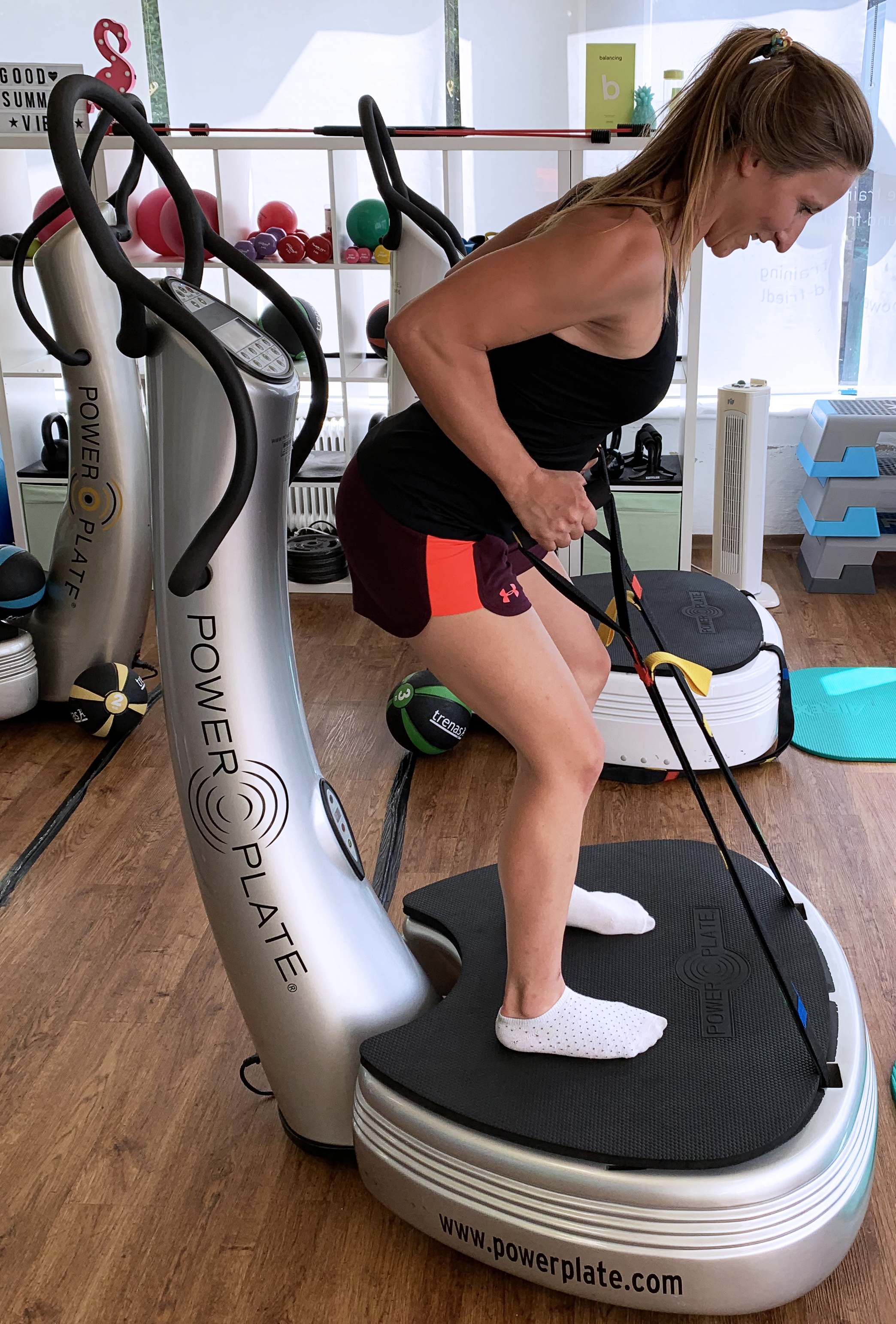 Power Plate Salzburg Simply You Fitness Fitnessstudio abnehmen