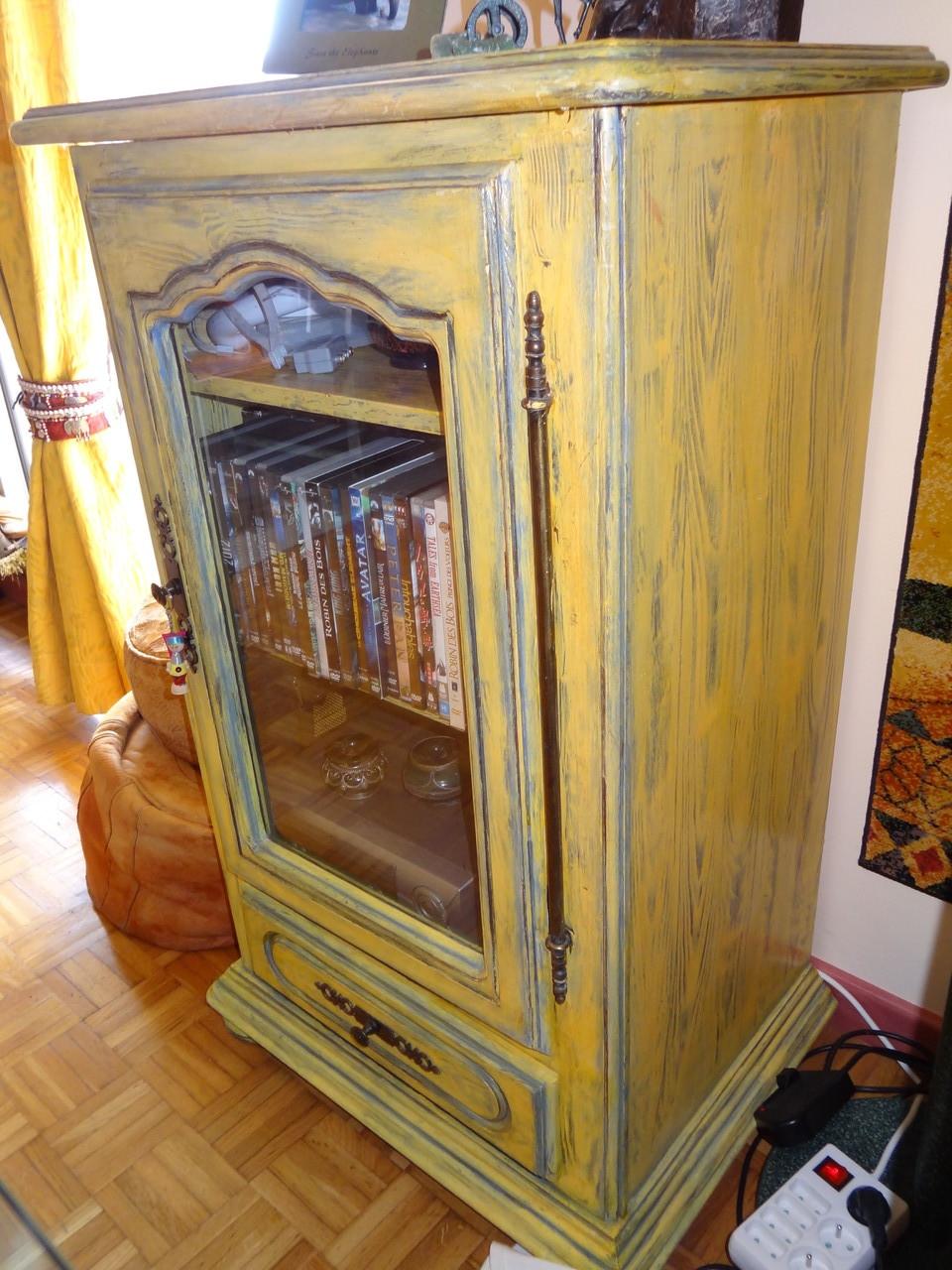 Restauration de meubles ambiance provençale