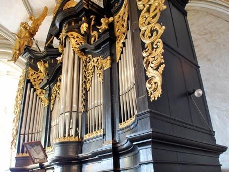 Orgel der Stadtpfarrkirche zum Hl. Stephan in Eggenburg