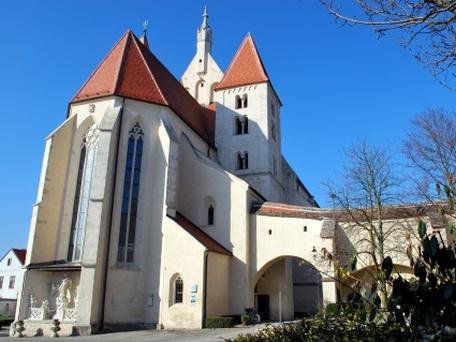Geschichte der Stadtpfarrkirche zum Hl. Stephan in Eggenburg
