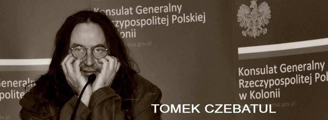 TOMEK CZEBATUL // FOTO:  KUBA WAWRZYNIAK