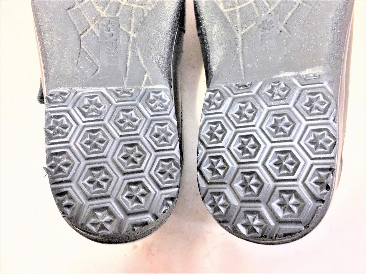 糖尿病のお客様の靴修理