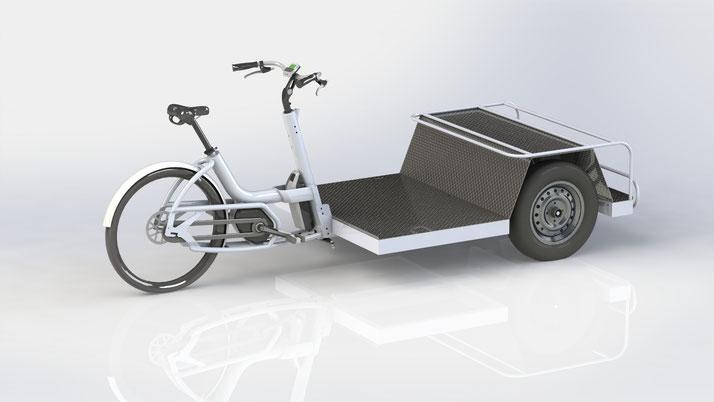 Urban Arrow Cargo XL - Lasten e-Bike - 2019