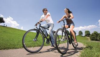 e-Bike fahren für das Herz-Kreislaufsystem