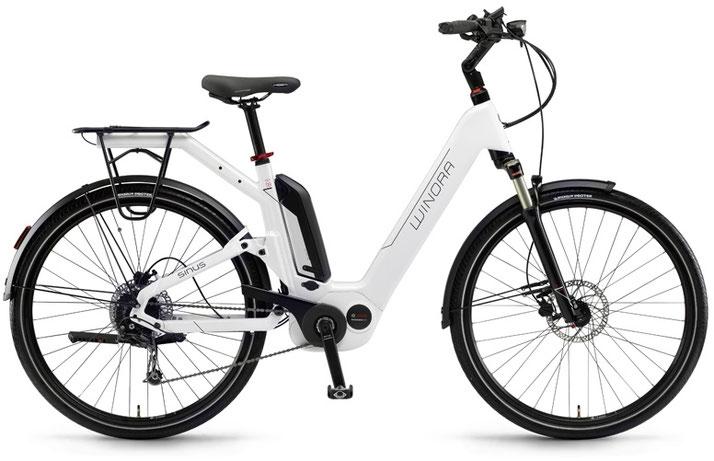 Winora Sinus Dyo 9 - City e-Bike - 2018