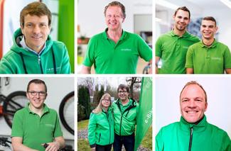Jobs und Karriere bei den e-motion e-Bike Experten