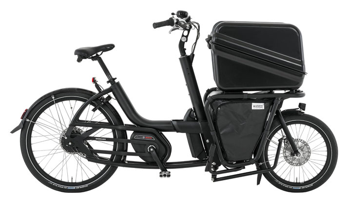 Urban Arrow Shorty Flatbed - Lasten e-Bike - 2019