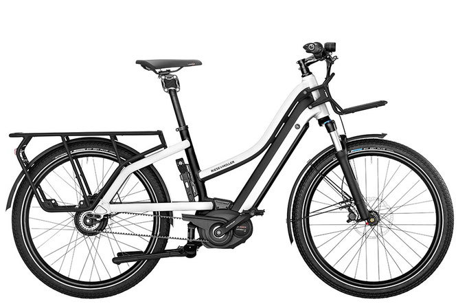 Riese & Müller Multicharger Mixte vario/ vario HS - 2019