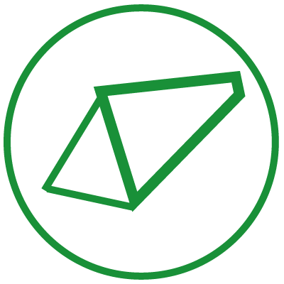 Rahmenform - Diamantrahmen