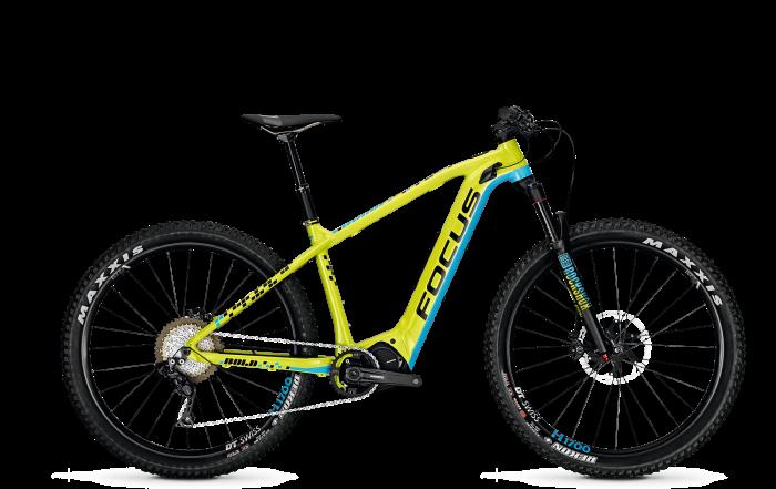 Focus Bold² - e-Mountainbike 2018