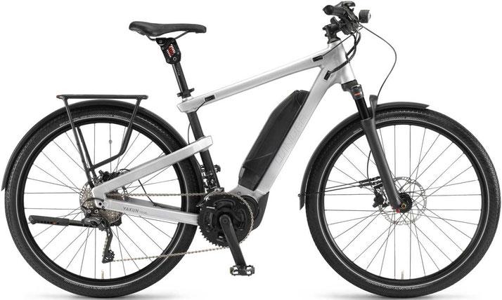 Winora Yakun Tour - City e-Bike / Trekking e-Bike - 2019