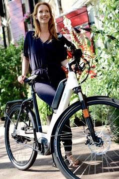 e-Bike Fahren macht fit und hält gesund