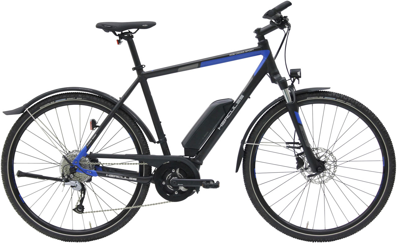 Hercules Cross Sport 8.2 - 2020