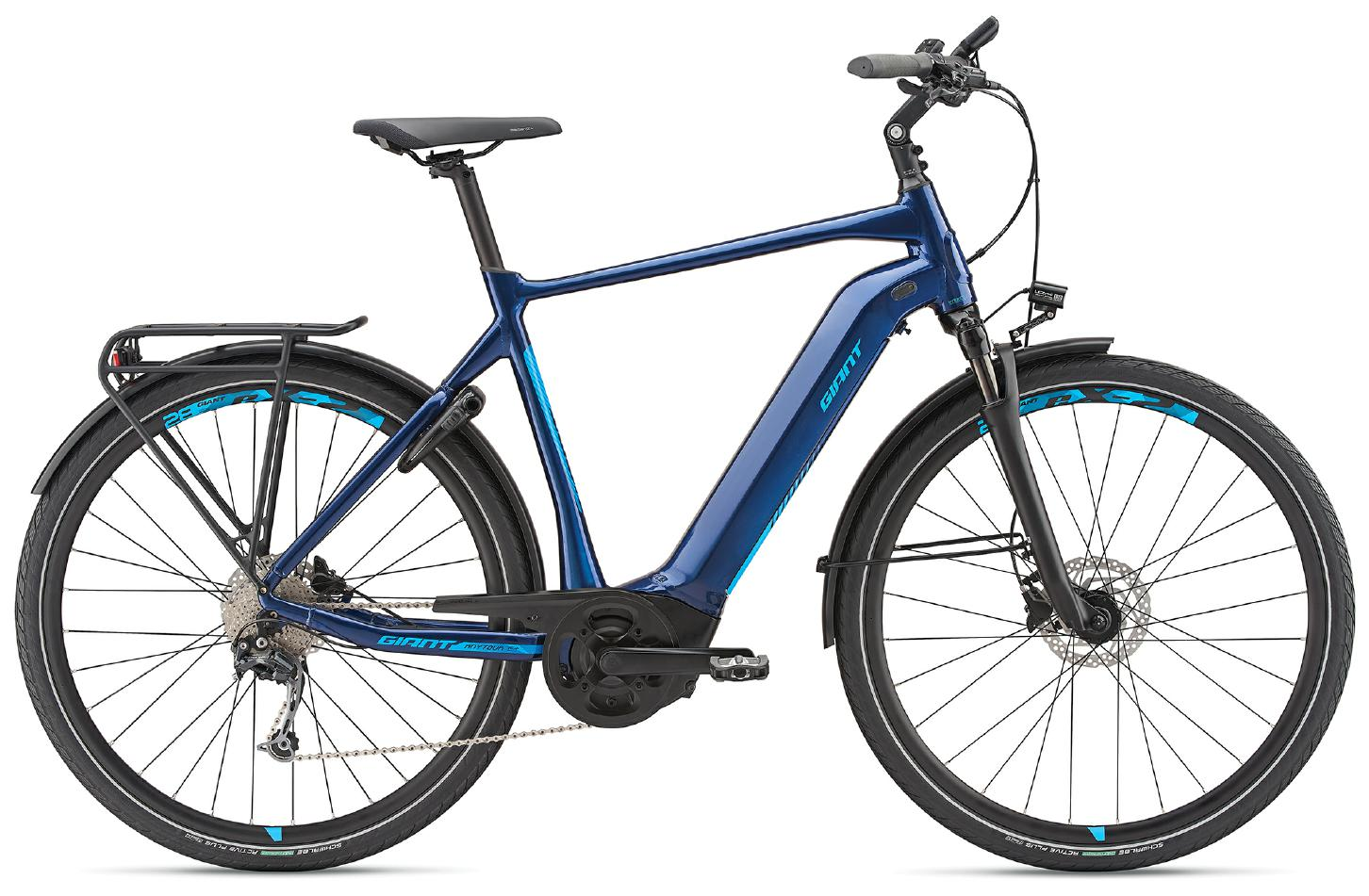 Giant Anytour E+ 2 - GTS - Trekking e-Bike 2019