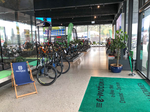 emotion e-bike Welt Bad Hall