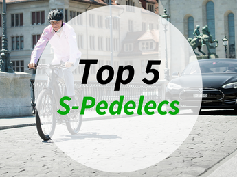 Top 5 S-Pedelecs