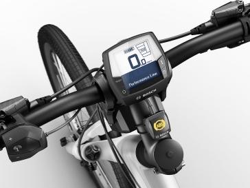 Das ABS für e-Bikes - Bereitschaftsanzeige