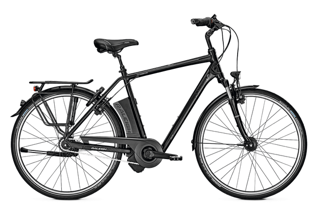 Raleigh Dover Impulse 8 HS / 8R HS - City e-Bike - 2018