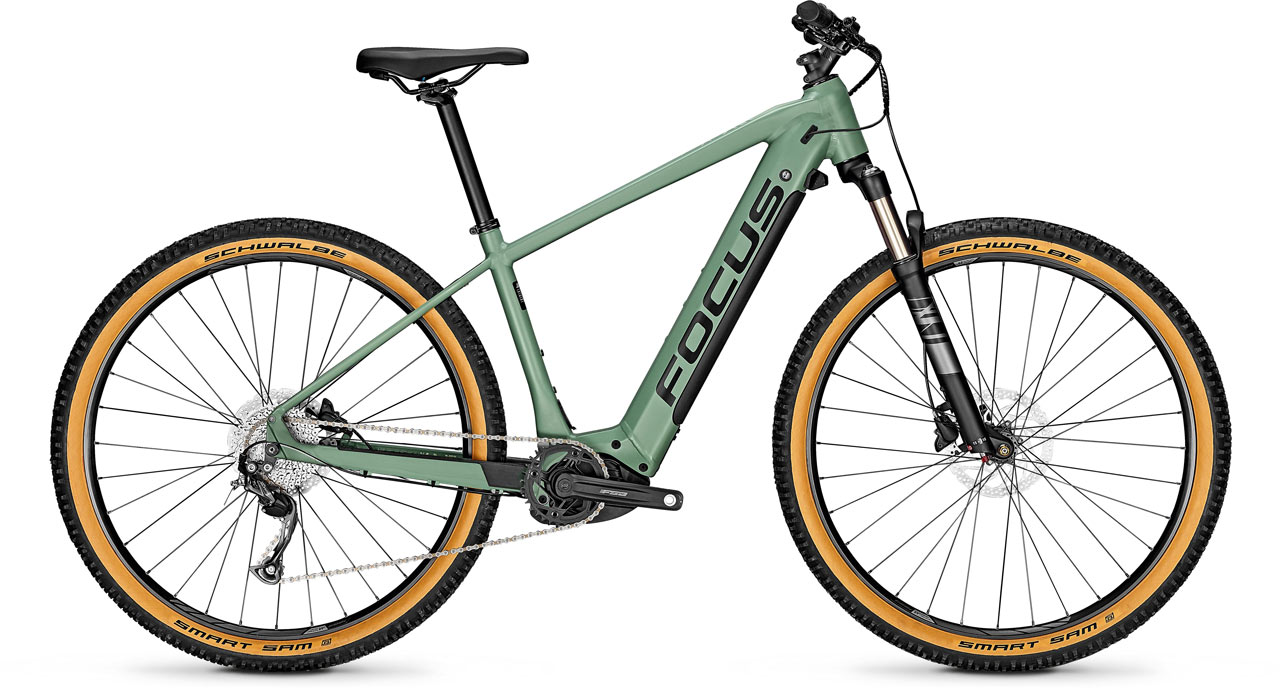 Focus Jarifa² 6.8 Nine - e-Mountainbike 2020