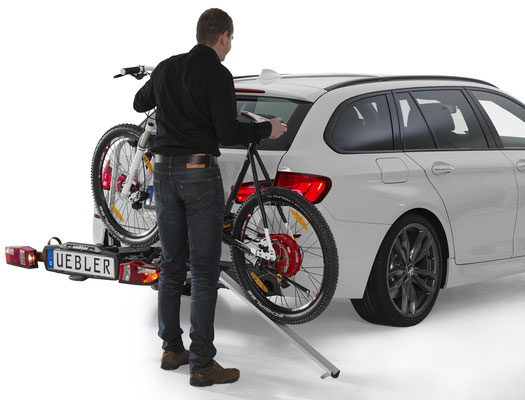 e-Bike Transport mit dem Auto