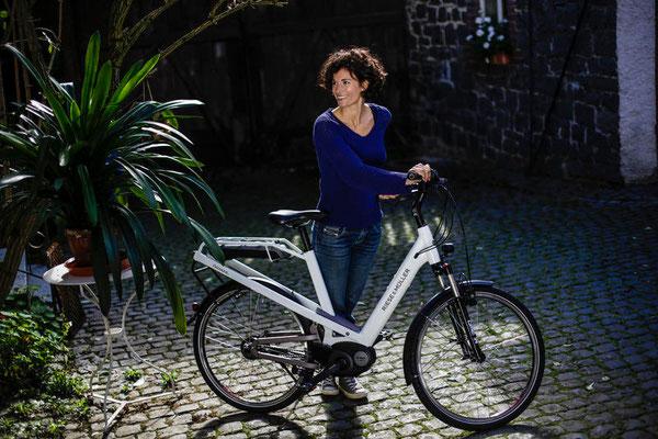 Riese & Müller Culture City mit Rücktritt - 2020