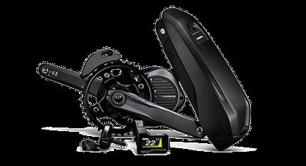 Shimano Steps E8000 - der e-Bike Antrieb speziell für e-Mountainbikes