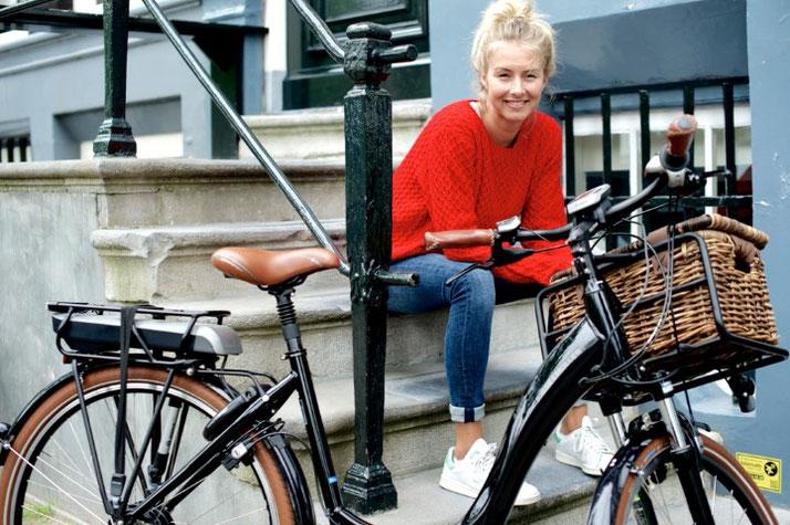 e-Bike für Damen