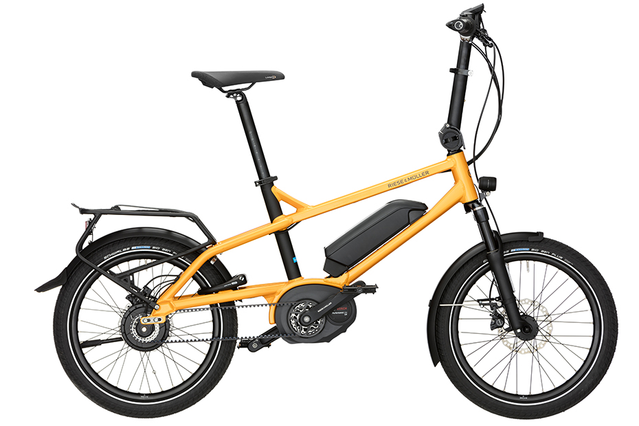 Riese & Müller Tinker Vario 2019 - orange