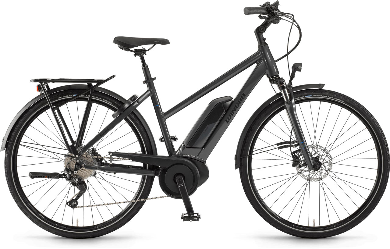 Winora Sinus Tria - City e-Bike 2019
