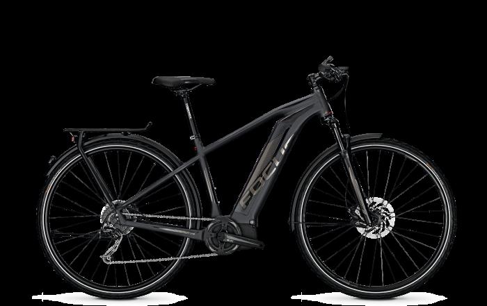 Focus Jarifa Impulse Street - Trekking e-Bike 2018