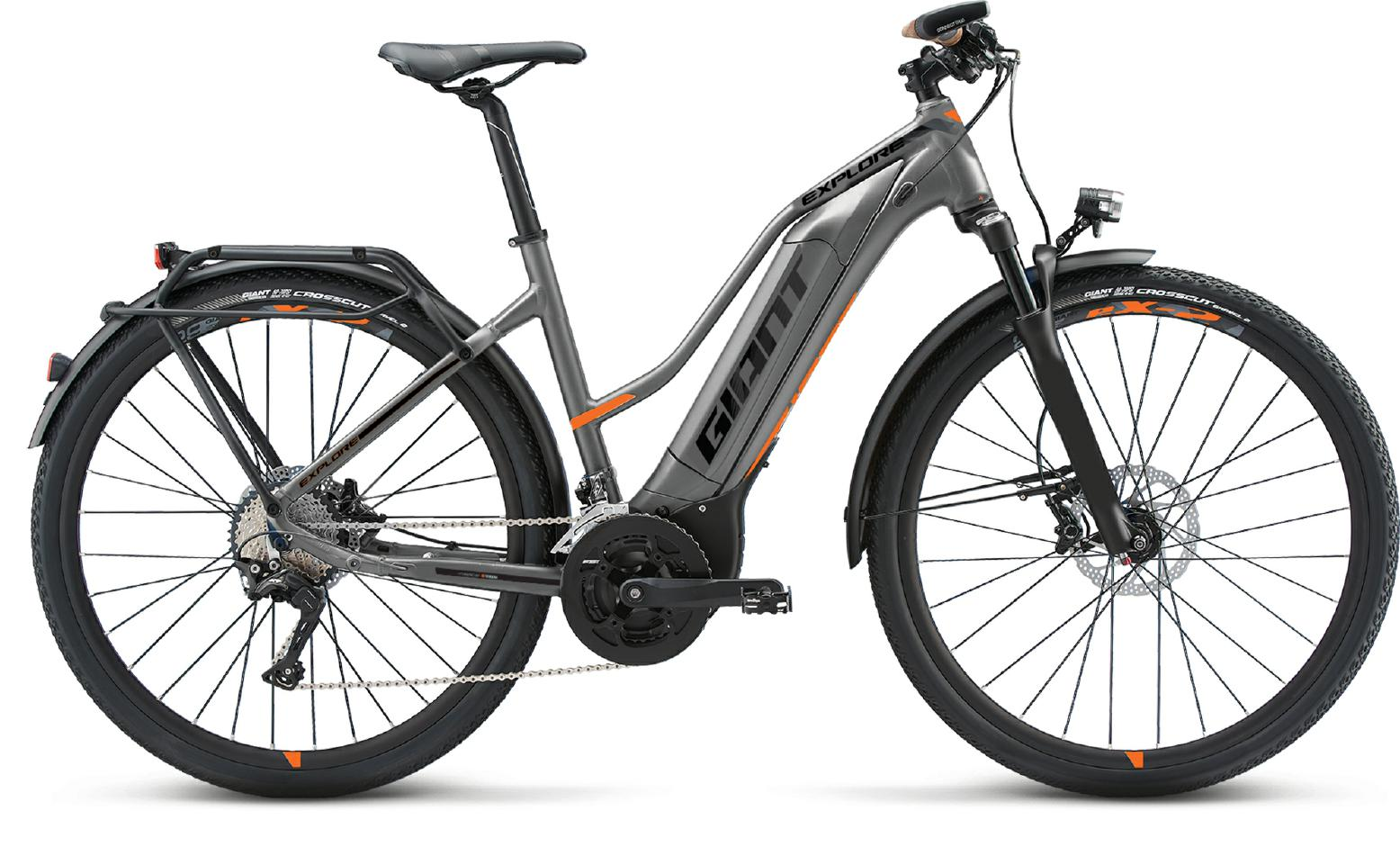 Giant Explore E+ 0 - STA - Trekking e-Bike - 2019