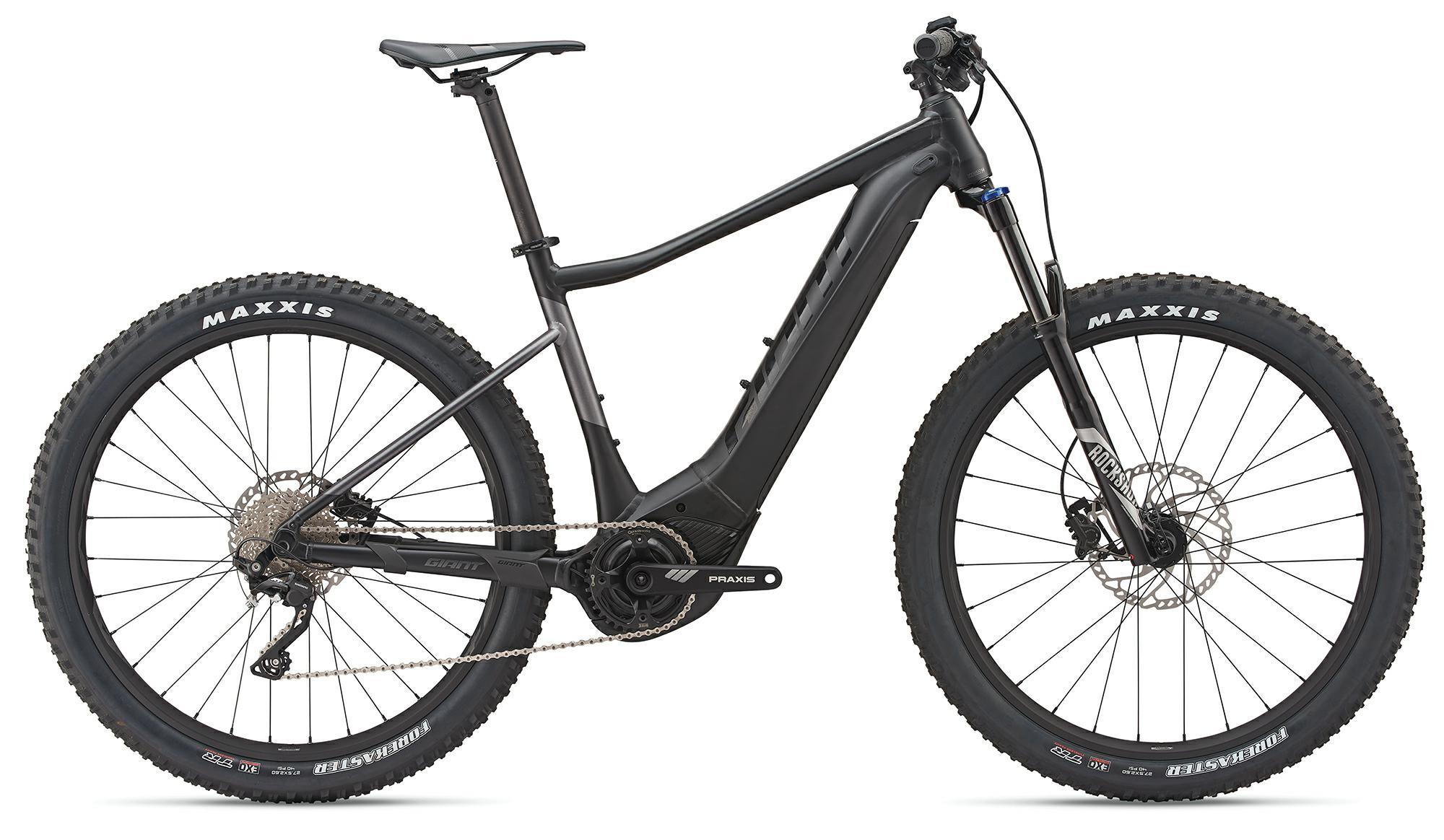 Giant Fathom E+ - schwarz - e-Mountainbike - 2019