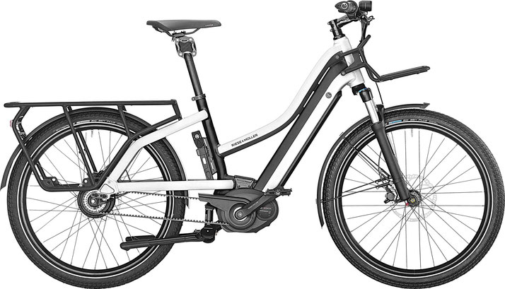 Riese & Müller Multicharger Mixte e- Bike - 2019