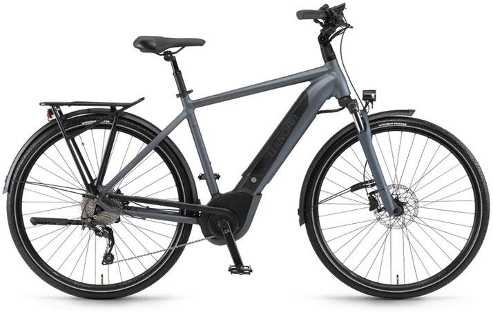 Winora Sinus i10 e-Bikes - 2018