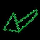 Rahmenform Trapez - 2018