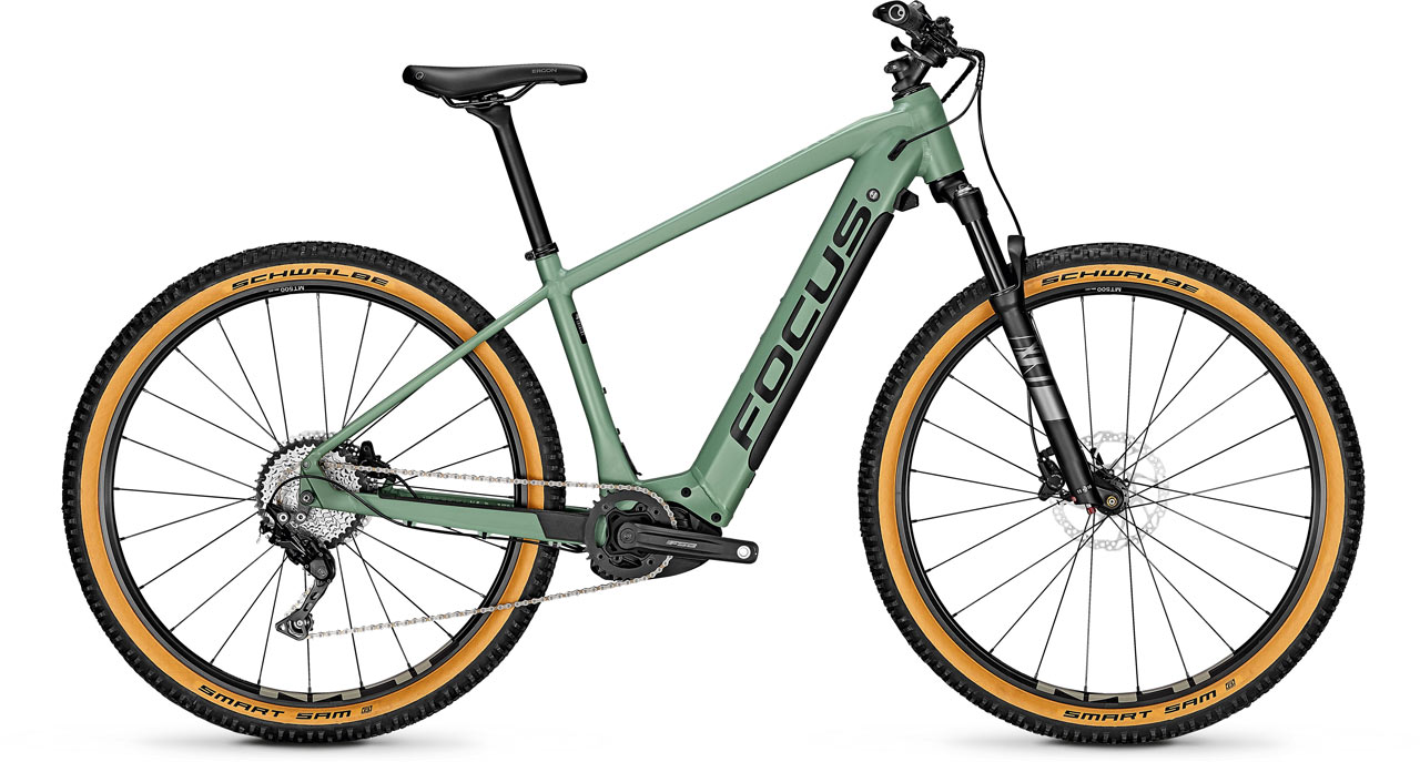 Focus Jarifa² 6.8 Seven - e-Mountainbike 2020