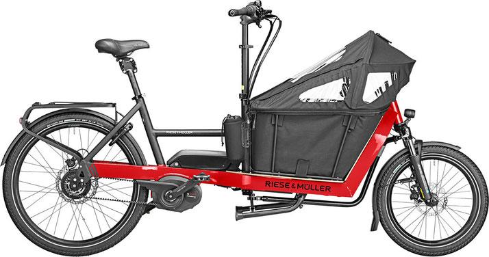 Riese & Müller Packster vario HS - Lasten e-Bike 2020