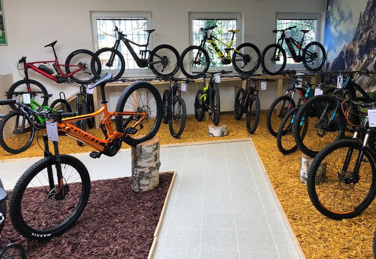 Zweiradshop Lieb: Hier findest du alles für dein Fahrrad in