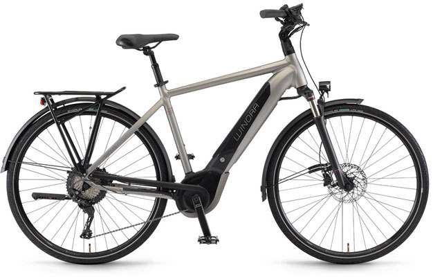 Winora Sinus iX11 - City e-Bike - 2018