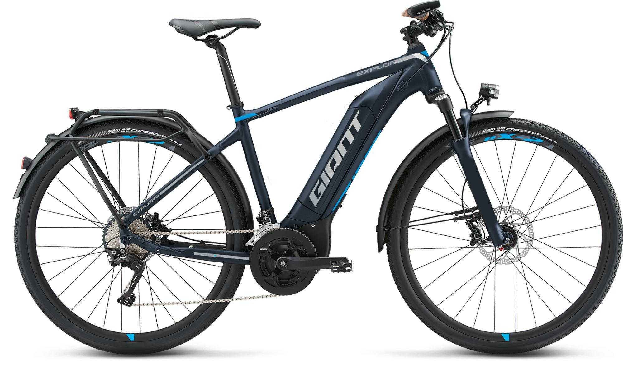 Giant Explore E+ 2 - GTS - Trekking e-Bike - 2019