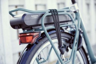 Trekking e-Bike - Antrieb